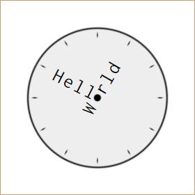 Clock World