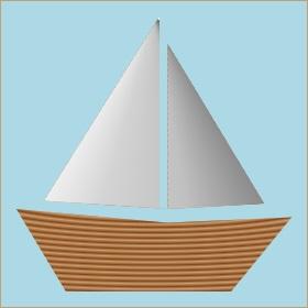 Child Boat II