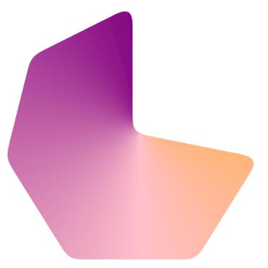 Rounded corner shapes